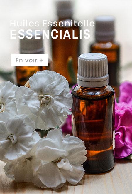 Essencialis, spécialiste des huiles essentielles bio